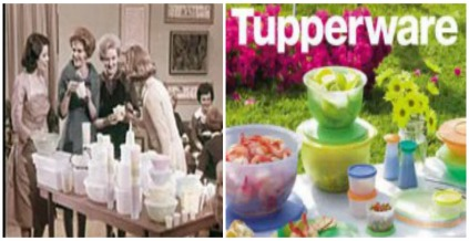 Tupperware Kitchen Accessories and Plastic Food Storage