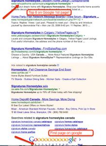 Signature Homestyle